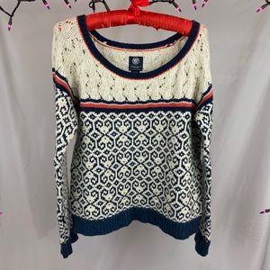 American Eagle University Wool Blend Sweater